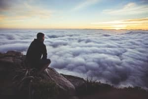 How to start meditating via The Cross Difference